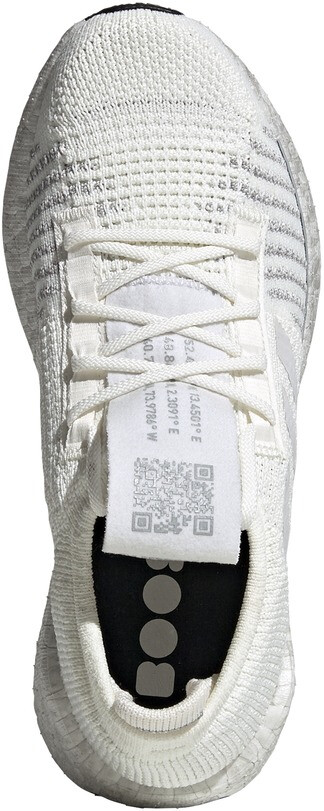 adidas Pulseboost HD Chaussures Femme, core whitefootwear whitegrey two